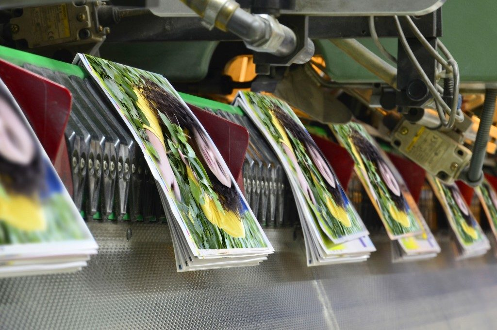 Color printing processing