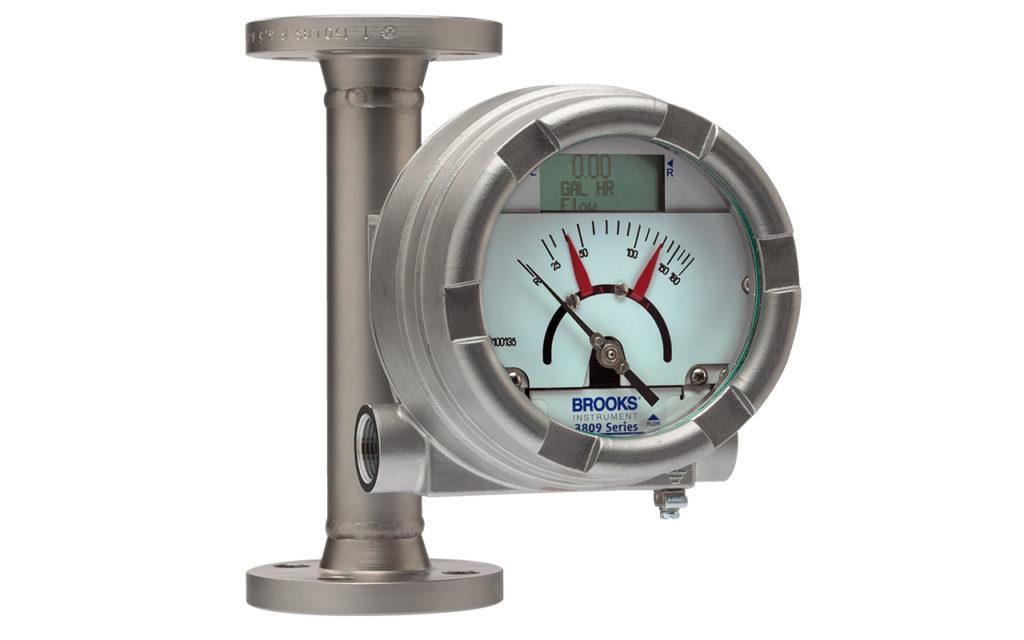 Rotary Vane Meter